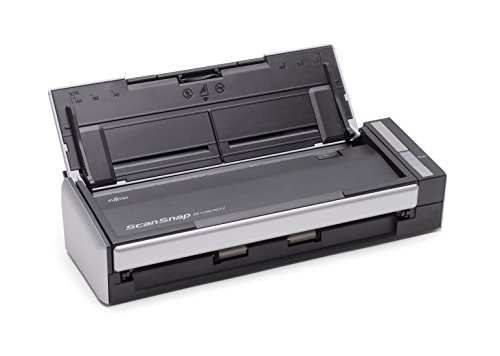 Fujitsu PA03643-B005 ScanSnap S1300i Portable Color Duplex Document Scanner for Mac and PC