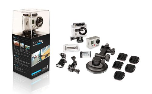 GoPro HD HERO2: Motorsports Edition
