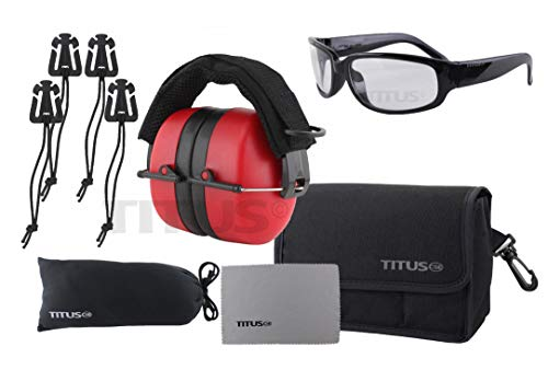 Titus 3 Series - 37 NRR Noise Reduction Hearing