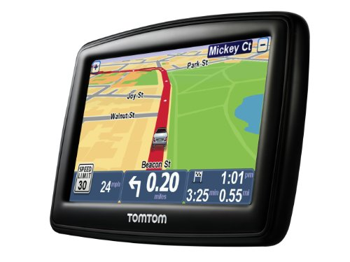 tomtom start 55m 5 inch gps navigator with lifetime maps and import it all. Black Bedroom Furniture Sets. Home Design Ideas