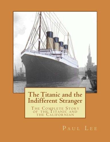 Le site Titanic du Dr Paul Lee 41DKWOYodvL
