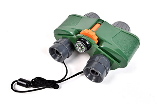 Maxx Action Hunting Series 6 x 35 Magnification Toy Binoculars