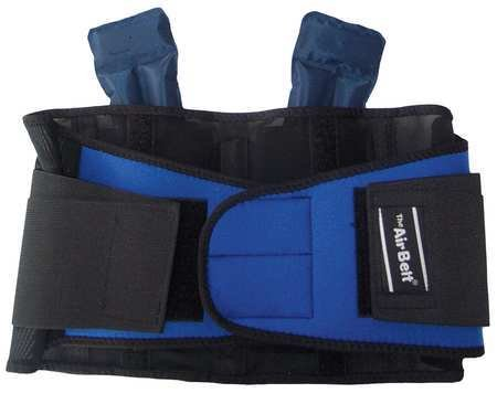 Air Temp Advantage Back Belt, Black, M by IMPACTO (Image #1)