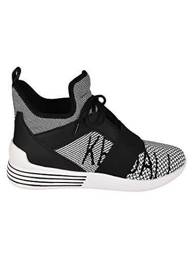 Tessuto Sneakers Bianco Donna Kendall Hi Kylie Braydin635blmfb nero Top xqnzTw4