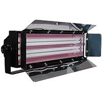 LimoStudio Photography Photo Video Studio 550W Digital Light Fluorescent 2-Bank Barndoor Light Panel, AGG985