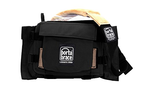 PortaBrace AR-DR680B Camera Case (Black) by PortaBrace