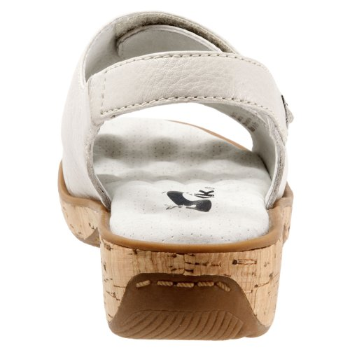 Wedge Off White Sandal Bolivia Women's Softwalk HTxWqE1w