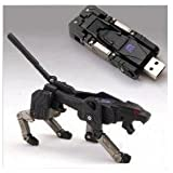 64gb/16GB/8GB USB Memory Stick Flash Pen Drive Black Leopard Transformer