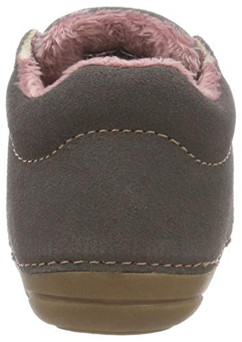 Bébé Gris Bottines Rose 25 Lurchi Mixte Flori grey qwFqPSC