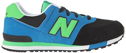 black Unisex New blue Niños Negro Botines Balance Kl574 gnfwfqA1