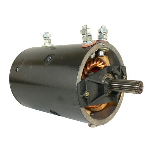 DB Electrical LRW0002 Winch Motor for Superwinch Husky Series Warn Winch 12 Volt Reversible/W-8923, W-8923D /MRVB4