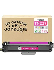 JOY&JOIE Compatible Toner Cartridge Replacement for Brother TN227 TN227magenta TN-227 TN223magenta TN223 for MFC-L3750CDW HL-L3210CW HL-L3290CD HL-L3230CDW MFC-L3710CW (Magenta, 1 Pack)