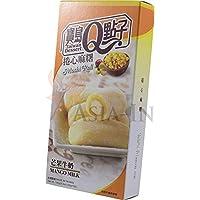 Taiwan Dessert - Mochi Rollitos De Mochi Con Masa De Arroz Sabor Mango 150G