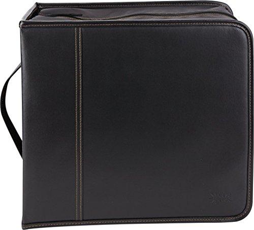 Case Logic KSW-320 320 Capacity CD Wallet - Black by Case Logic (Image #1)
