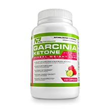 Garcinia Ketone - Cambogia and Raspberry Ketone Blend - Pure Extract - Weight Loss Supplement- 150 Capsules