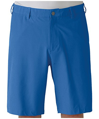 adidas Golf Men's Ultimate Solid Shorts Ray Blue Shorts 30 X 10.5