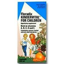 Floradix Kindervital Formula For Childr 500ml - SAL-4752 by Floradix