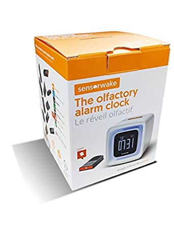 sensorwake olfativa Reloj Despertador Wake Up Happy con Olor ...