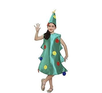 Disfraz de rbol de Navidad para nios en varias tallas Amazones