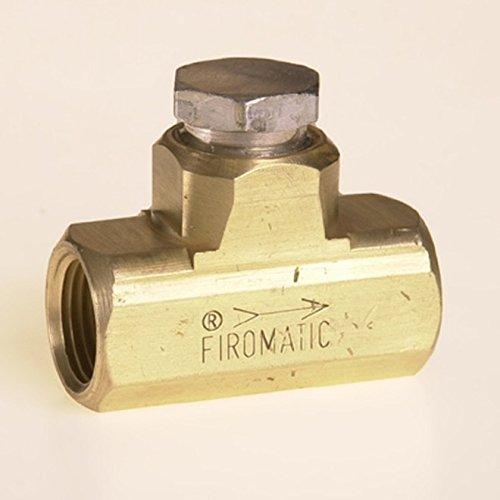 firomatic valve