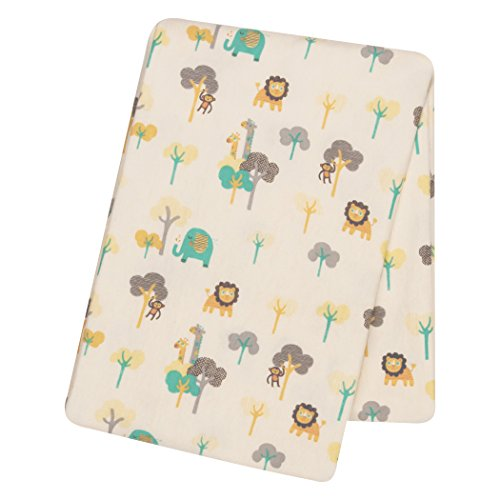 Trend Lab Lullaby Flannel Swaddle