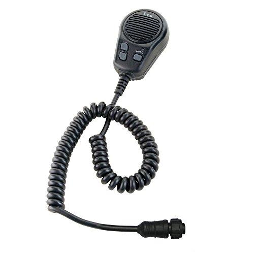 Icom Microphone, Remote, Mfr. No. M604A