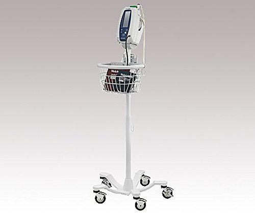 ウェルチアレン0-8223-23スポットバイタルサイン[自動電子血圧計]4700-60スポット用モバイルスタンド B07BD347K9