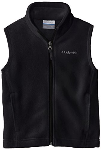 ' Steens Mountain Fleece Vest, Black, X-Small ()