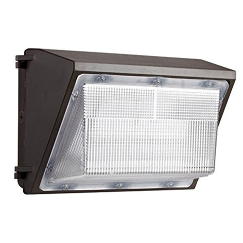 LED2020 45W Wall Pack Fixture, 250w-300w HPS/HID Replacement, 5000K, 3900 Lumens, Waterproof and Outdoor Rated, UL & DLC
