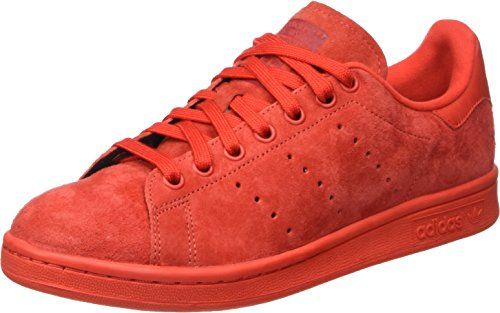 Stan Scarpe Adulto Rosso Smith Unisex Low adidas Top dEqwOdp