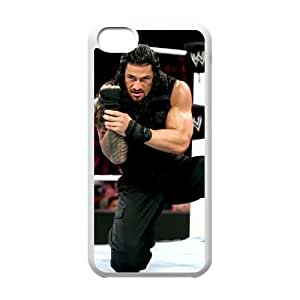 iphone5c case(TPU), roman reigns Cell phone case White for iphone5c - HHKL3336154