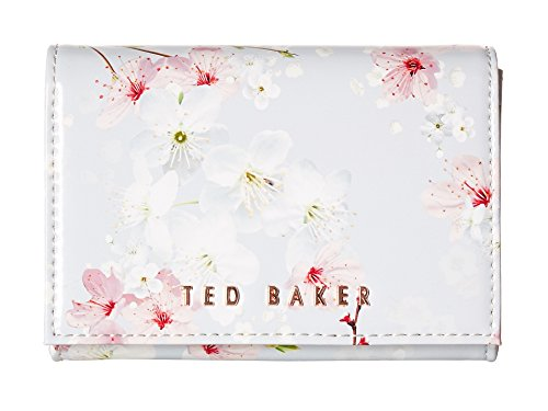 Ted Baker Women's Kane Light Grey Coin Purse