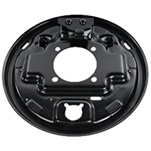 ACDelco 18B403 Professional Rear Brake Drum Assembly
