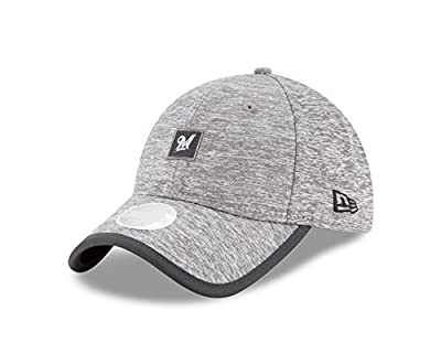 Milwaukee Brewers Trim Reflection 9TWENTY Women's Strapback Hat