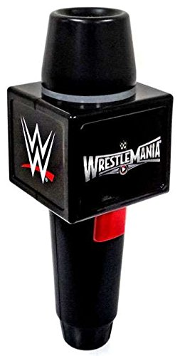 WWE Wrestle Mania Echo Microphone Roleplay Toy