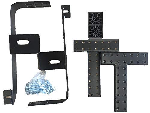 Ergo Extend (NOT Std. Ergo Series) Twin XL, Full, Queen, Split King or CK Headboard Brackets
