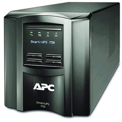 APC American Power Conversion SMT750I 750VA LCD 230V Smart UPS American Power Conversion Apc Network
