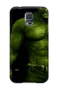 High-quality Durability Case For Galaxy S5(the Incredible Hulk)