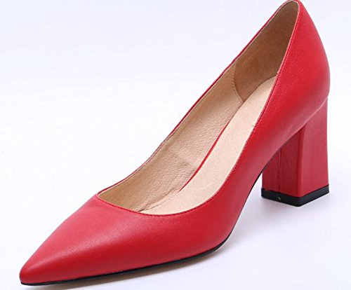 gules YTTY High Heel Shoes 39 T6qxvwXf
