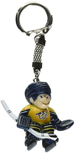 NHL Nashville Predators Goalie Keychain