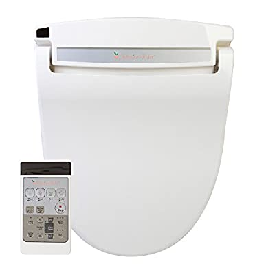 Infinity XLC-3000-EW Bidet Seat Elongated with Remote