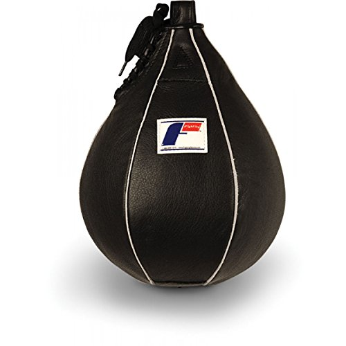 Fighting Sports Pro Speed Bag, Black, 7 x 10