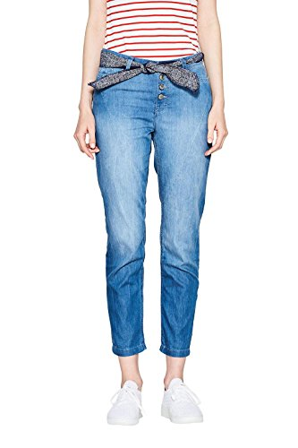 Medium 057cc1b019 Azul Blue by Wash Jeans Mujer Esprit edc aTz0qP0