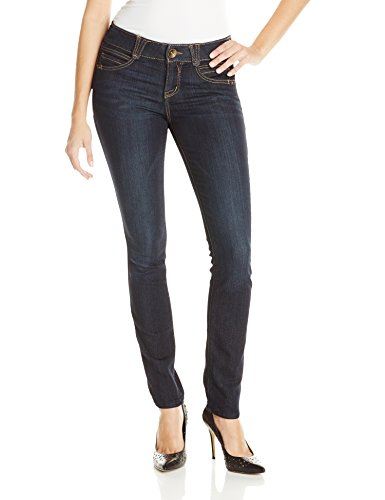 Democracy Women S  Ab Solution Booty Lift Jegging  Indigo  4