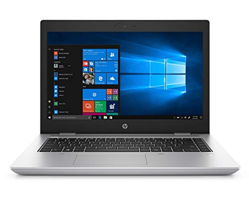HP ProBook 640 G5 Notebook 35.6 cm (14″) 1920 x 1080 pixels 8th gen Intel® Core™ i5 8 GB DDR4-SDRAM 256 GB SSD Wi-Fi 6 (802.11ax) Windows 10 Pro
