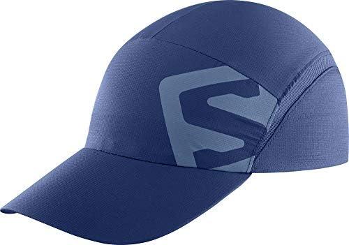SALOMON XA Cap Gorra de Malla Impermeable, Unisex Adulto, Azul, S ...