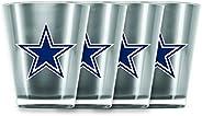NFL Unisex Insulated Acrylic Shot Glass