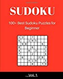 Sudoku: 100+ Best Sudoku Puzzles for Beginner