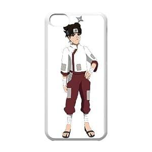 naruto Road To Ninja iPhone 5c Cell Phone Case White Vopbk