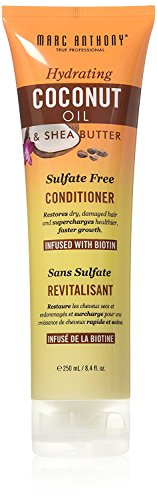 True Curls Shampoo (Marc Anthony True Professional Hydrating Coconut Oil & Shea Butter (Conditioner))